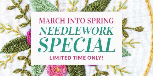 Needlework Special - Carousel Slide