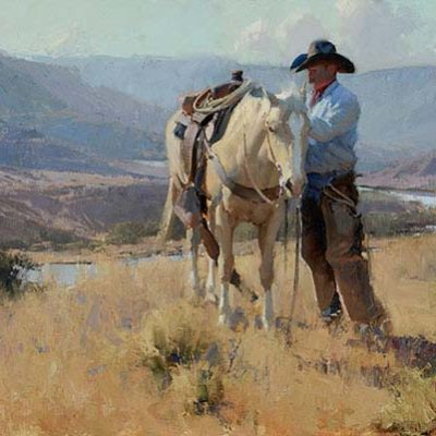 New Mexico Morning - Bill Anton