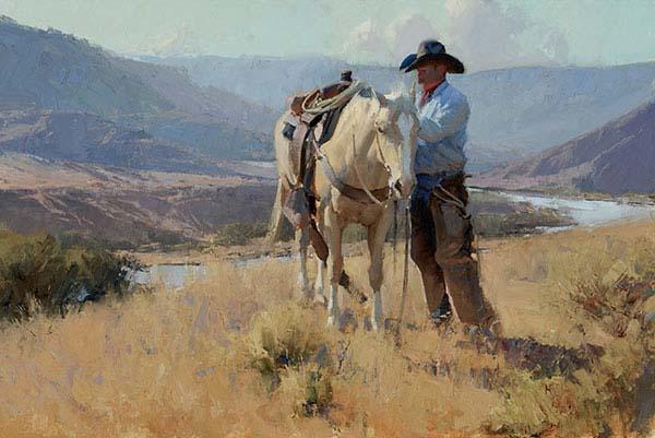 New Mexico Morning - Bill Anton