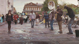 New Orleans Celebrating Life Death And The Pursuit Of Happiness Steve Hanks