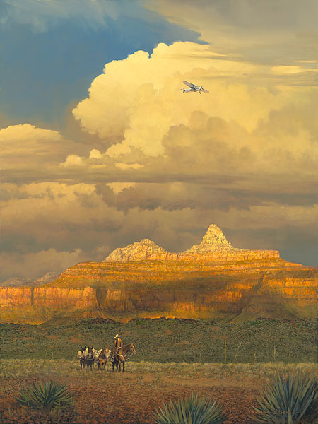New Sounds In An Ancient Canyon William S. Phillips