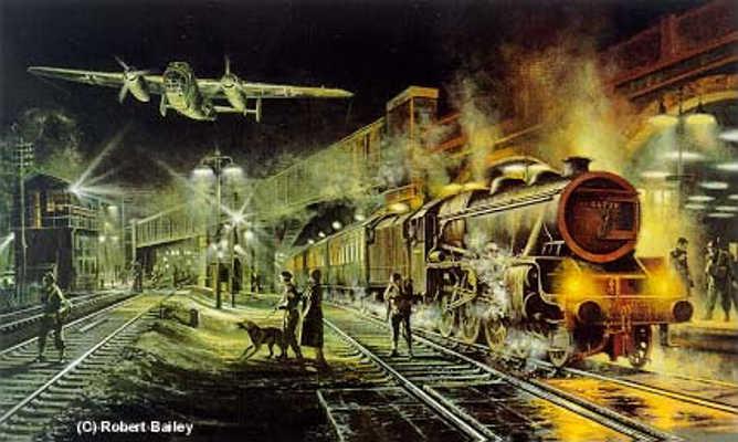 Night Crossing Robert Bailey