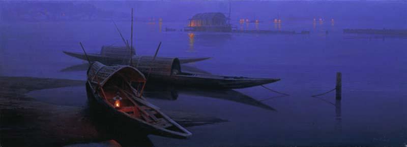 Night Fishing - Mo Dafeng