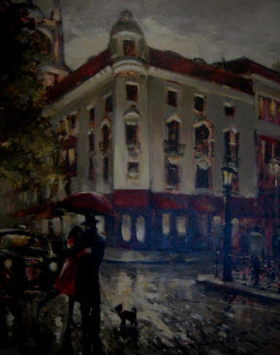 Night On The Town Brent Heighton