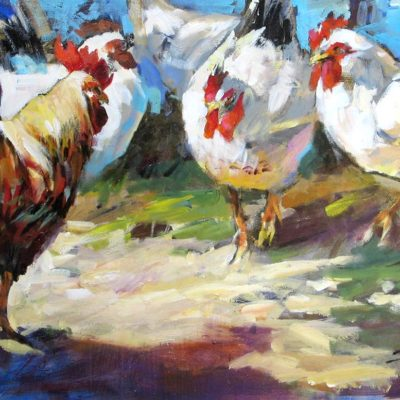Nobody Here But Us Chickens - Brent Heighton