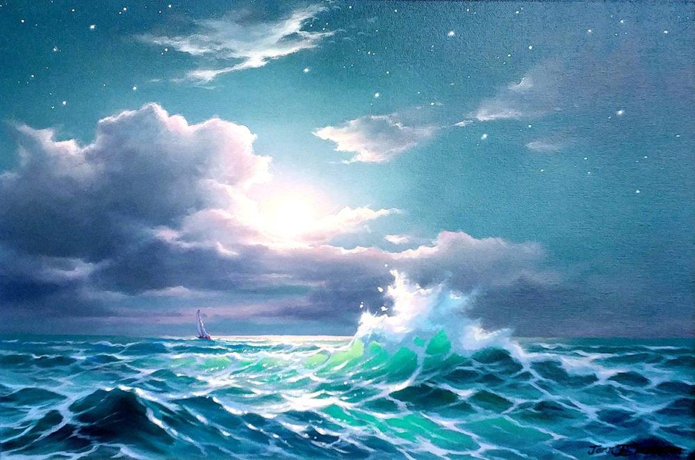 Nocturne in Sea - Jonn Einerssen