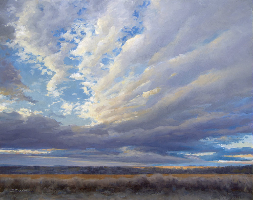 November Skies - Charity Dakin