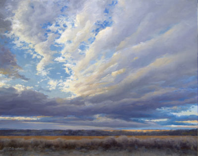 November Skies - Charity Dakin