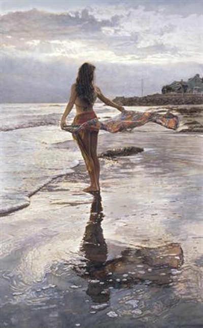 Ocean Breeze Steve Hanks