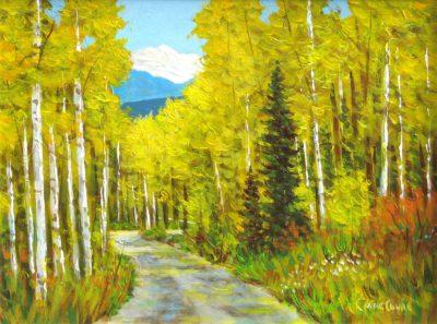 October Trail - Chris MacClure