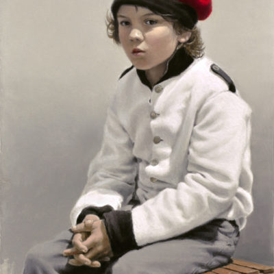 Officer's Boy - Michael Dumas