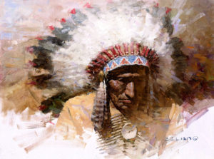 Old Chief's Story - Z. S. Liang