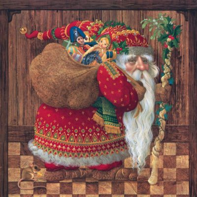 Olde World Santa - James Christensen