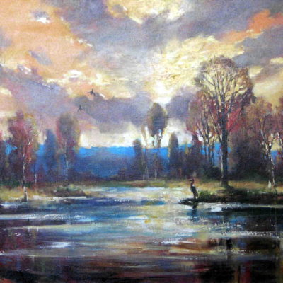 On Golden Pond Brent Heighton