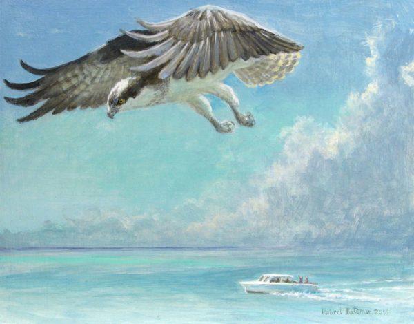 On the Reef - Robert Bateman