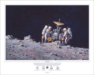 On the Rim - Alan Bean