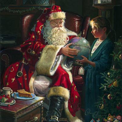 One Christmas Eve - Dean Morrissey