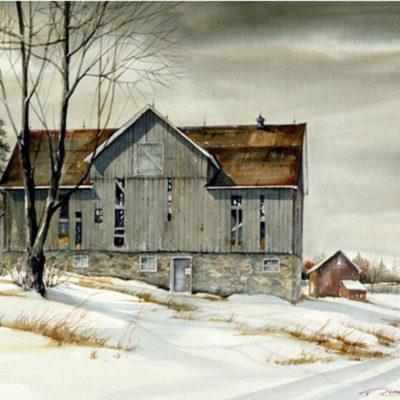 Ontario Barn Trisha Romance