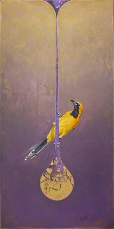 Ornament #2 - Oriole - Andrew Denman