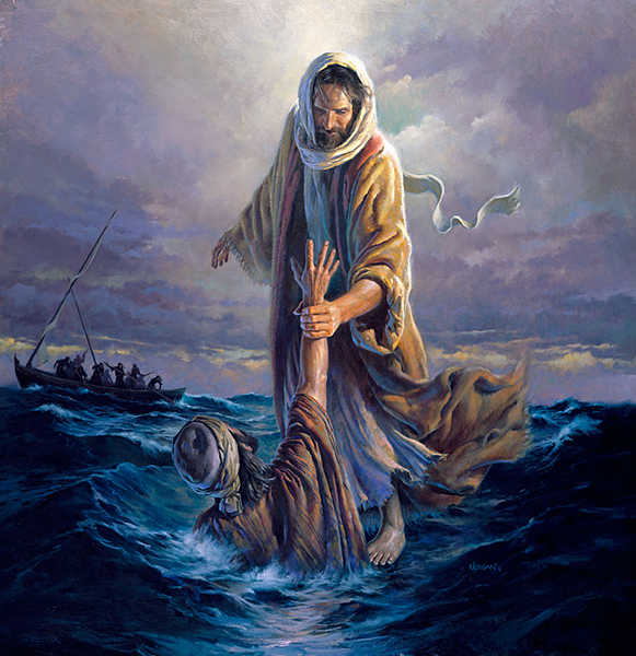 Our Refuge And Strength Morgan Weistling