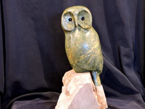Owl Be Back Vance Theoret