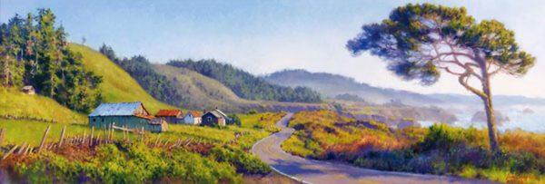 Pacific Coast Highway June Carey