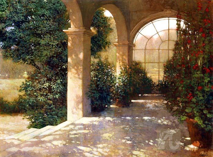 Palladian Sunroom - Philip Craig