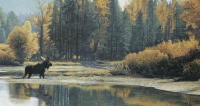 Passage To Autumn Terry Isaac