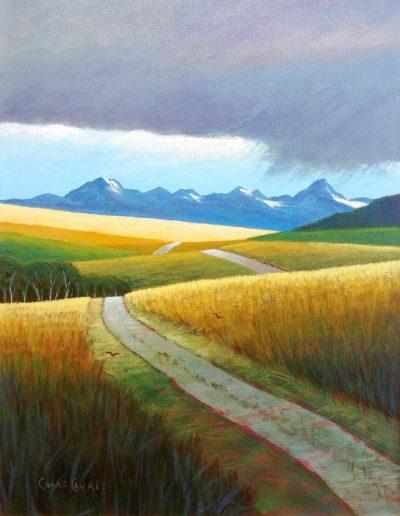 Passing Squall - Chris MacClure