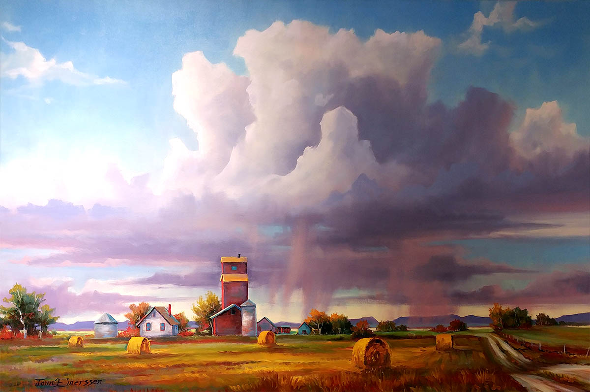 Passing Storm - Jonn Einerssen