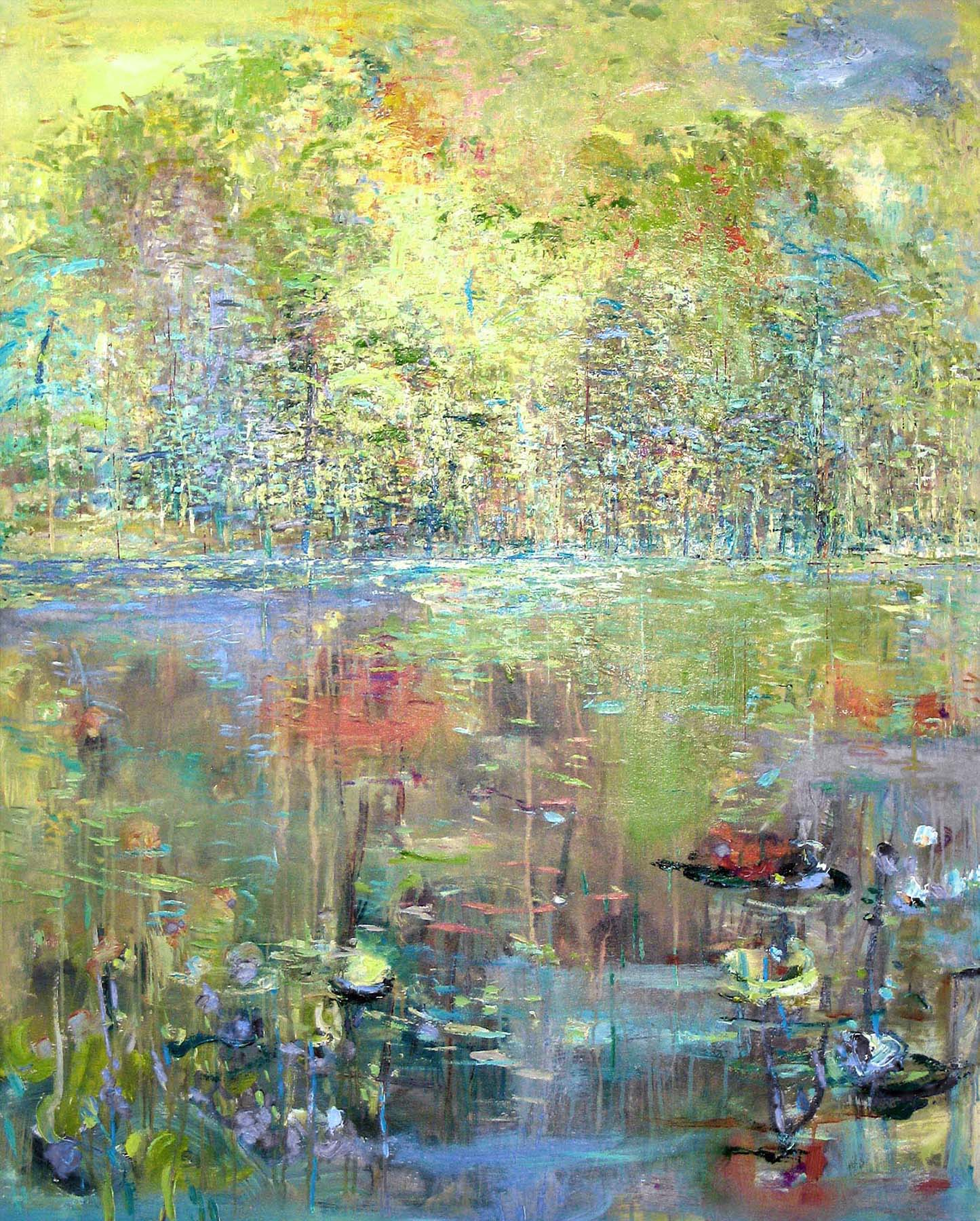 Pastel Shoreline - Fiona Hoop