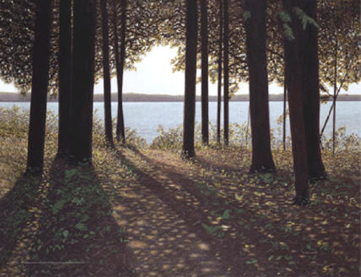 Path To The Lake Wayne Mondok