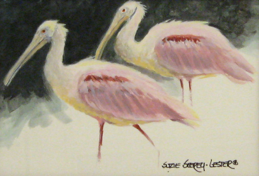 Perfect Pink by Suzie Seerey-Lester