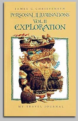 Personal Illuminations Vol II - Exploration - Book - James Christensen