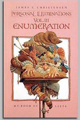 Personal Illuminations Vol III - Enumeration - Book - James Christensen