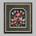 Picture Framing Example - Needlework