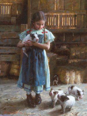 Pig Tales - Morgan Weistling