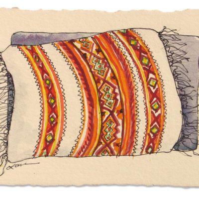 Pillow Study #6 - Larisa Cheladyn