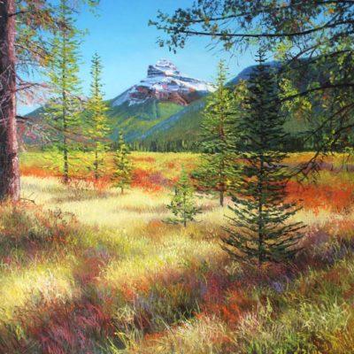 Pilot Mountain, Banff - Andrew Kiss