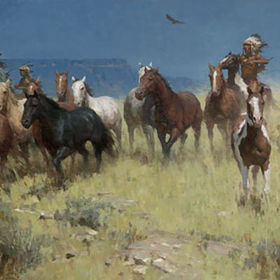 Plunder of Many Horses - Z. S. Liang
