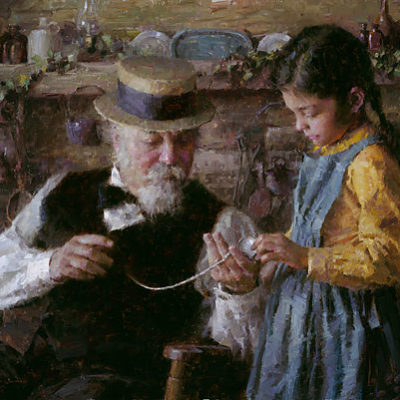Pocket Watch Morgan Weistling