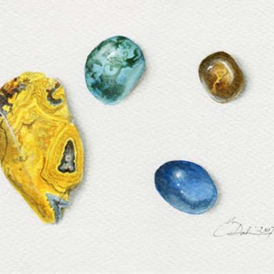 Polished Rock Collection - Charity Dakin
