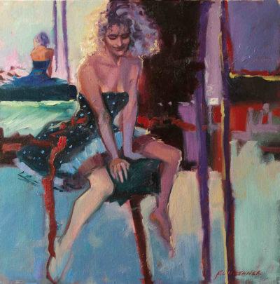 Polka Dot Dress Elsa Bluethner