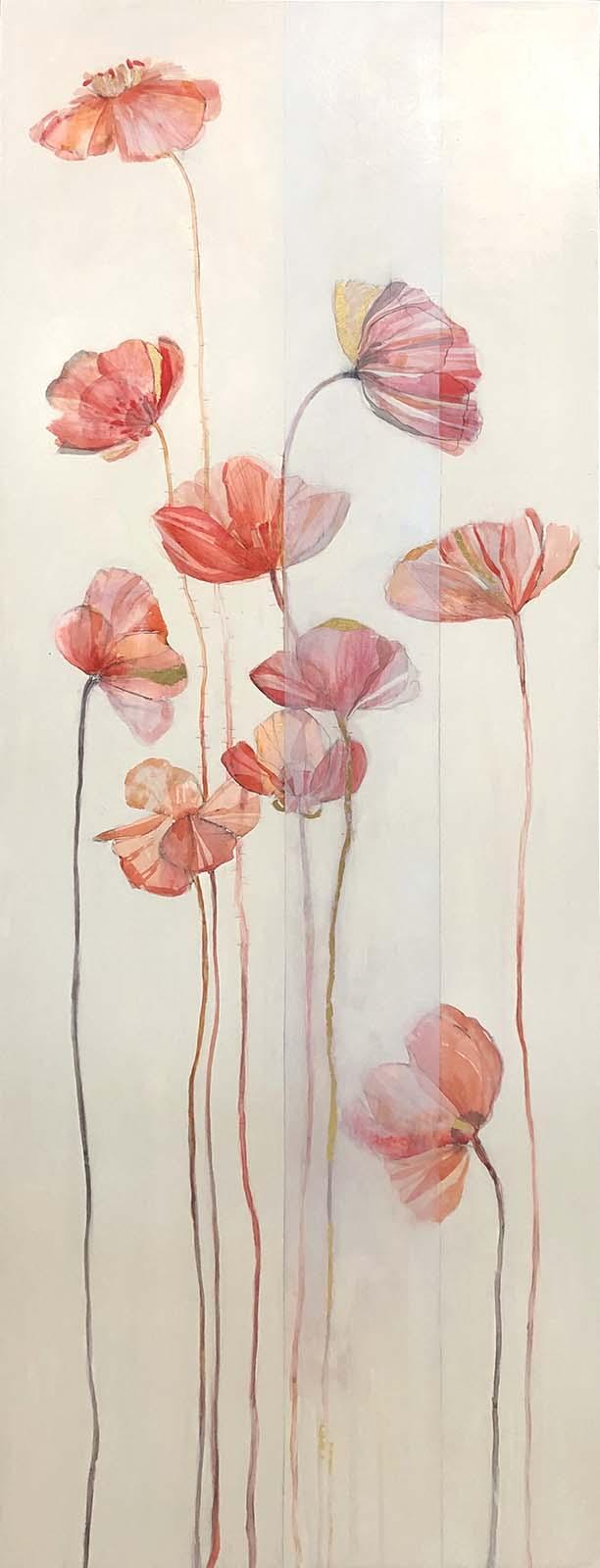 Poppies 1 - Fiona Hoop