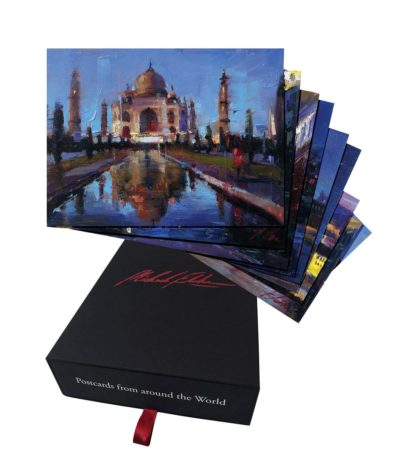 Postcards from Around the World - Boxed Set - Michael Flohr