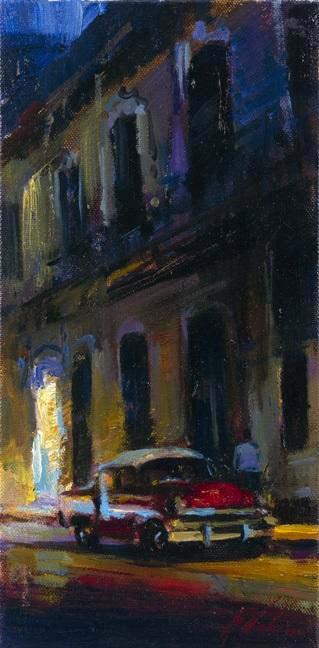 Postcards from Around the World - Cuban Night Cap - Michael Flohr