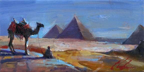 Postcards from Around the World - Enamored - Michael Flohr