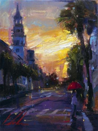 Postcards from Around the World - Historic St. Charles, South Carolina - Michael Flohr