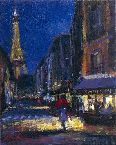 Postcards from Around the World - Reflections of Paris - Michael Flohr