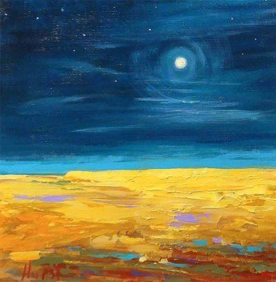 Prairie Moon - Marilyn Hurst